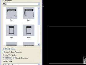 启动AutoCAD时,总出现view palette窗口的解决办法