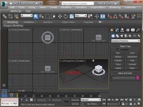 3Ds MAX2014 64位中文破解版下载