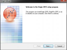 OriginPro 2015 SR2 32位安装教程和破解方法