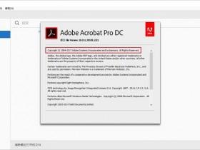Adobe Acrobat Pro DC 2018 中文便携版下载|兼容WIN10