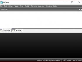 EViews 10破解版64位下载|兼容WIN10
