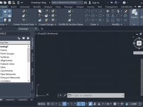 AutoCAD Civil 3D 2020英文破解版64位下载|兼容WIN10