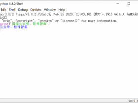 Python 3.8.2正式版32/64位下载|兼容WIN10