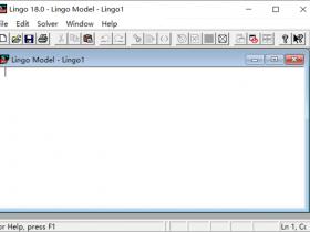 LINGO 18.0破解版64位下载|兼容WIN10