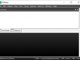 EViews 11破解版64位下载|兼容WIN10