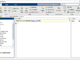 Matlab 2021a中文版64位下载(附安装教程)