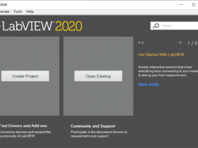 LabVIEW 2020英文破解版32/64位下载(附安装教程)