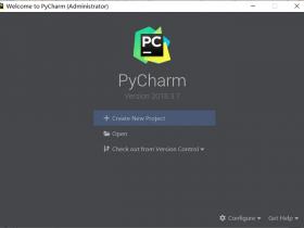 PyCharm 2018中文破解版64位下载(附补丁)