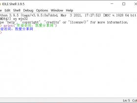 Python 3.9.5正式版32/64位下载(附安装教程)